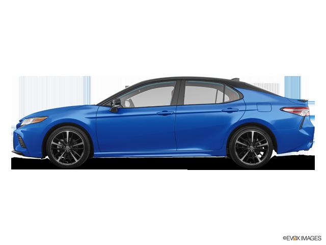 2019 Toyota Camry Se Priority Toyota Springfield