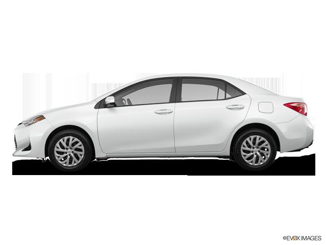 2019 Toyota Corolla 4dr Car