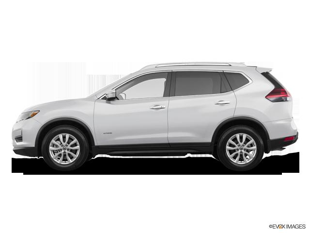 2019 Nissan Rogue 4D Sport Utility