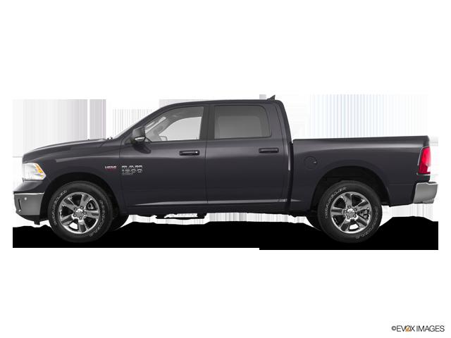 2019 Ram 1500 Classic Quad Pickup