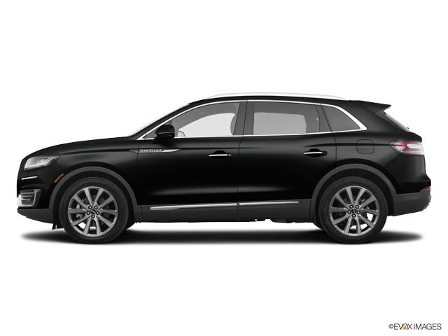 2019 Lincoln Nautilus Wagon 4 Dr.