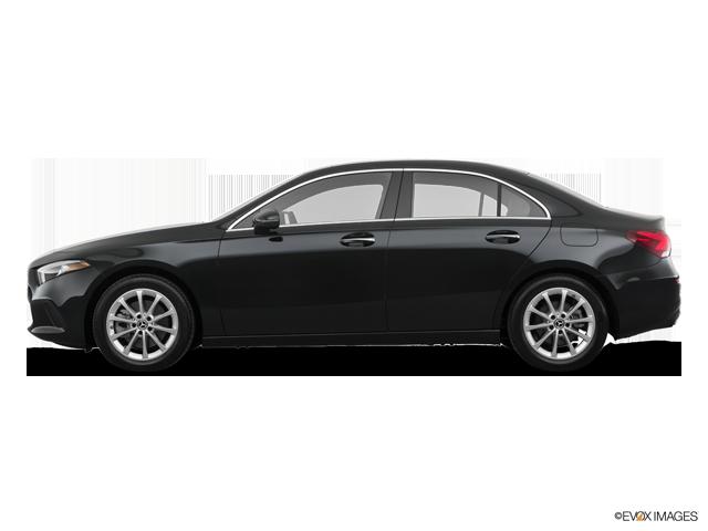 Mercedes-Benz CLA Sedan
