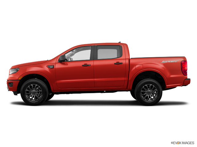 2019 Ford Ranger Short Bed