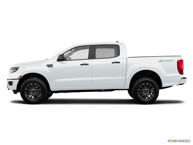 2019 Ford Ranger Standard Bed