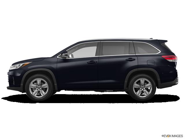 2019 Toyota Highlander Limited Priority Toyota Springfield
