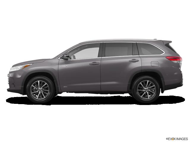 2019 Toyota Highlander Hybrid Xle Priority Toyota Springfield