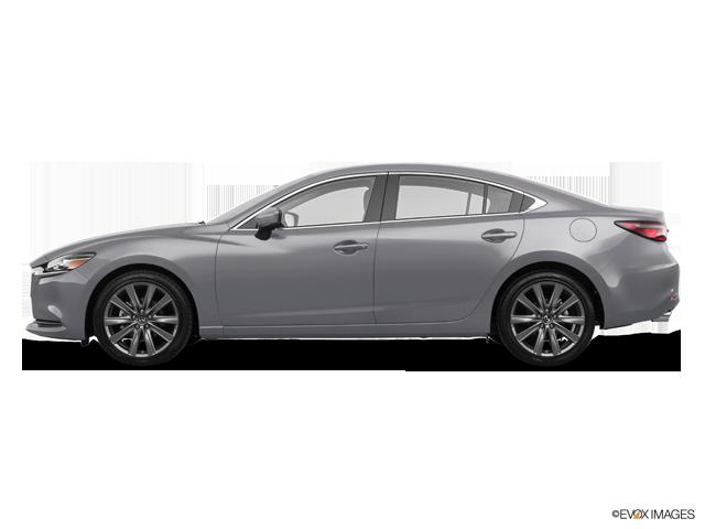 2019 Mazda Mazda6 4D Sedan