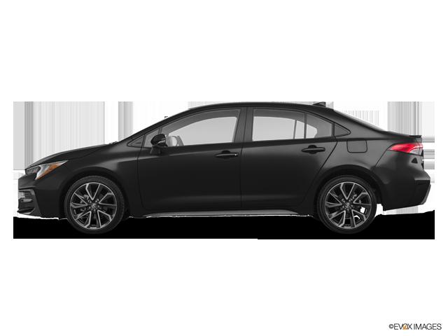 2020 Toyota Corolla Se Stock 1077897 Toyota Of Portland