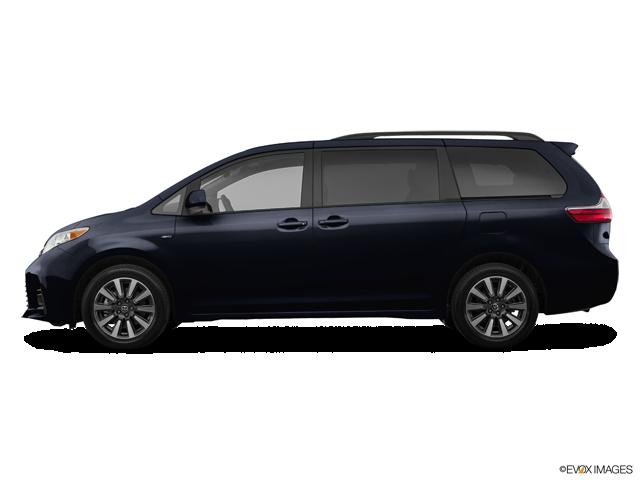 2021 Toyota Sienna 4 Door Van; Passenger