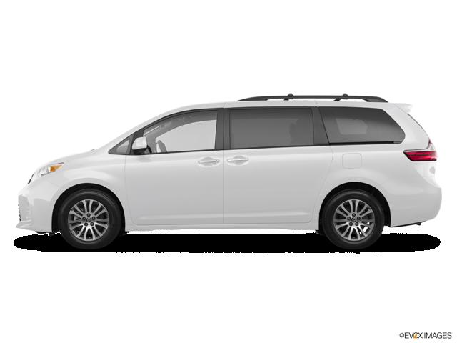 2020 Toyota Sienna FWD 8 PSGR