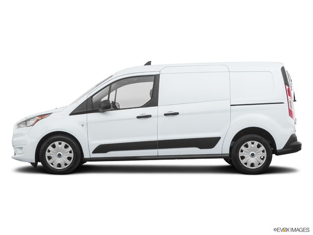 2020 Ford Transit Connect Mini-van, Cargo