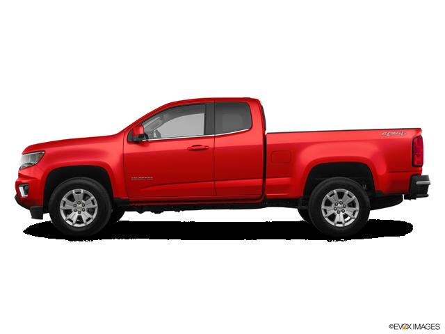 2020 Chevrolet Colorado Standard Bed