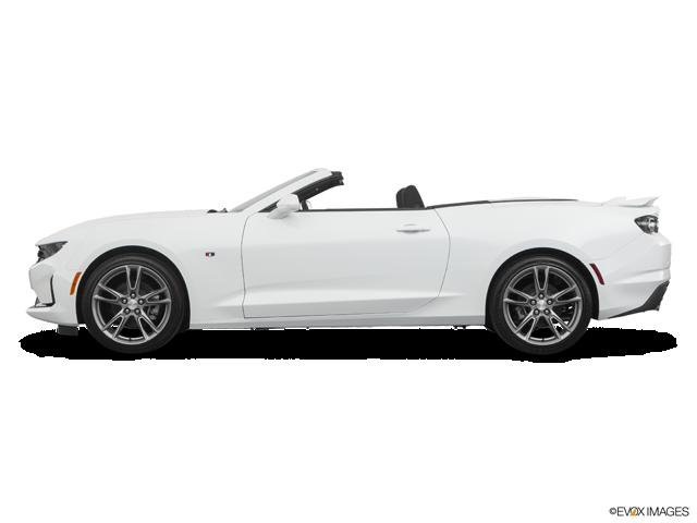 2020 Chevrolet Camaro 2D Convertible