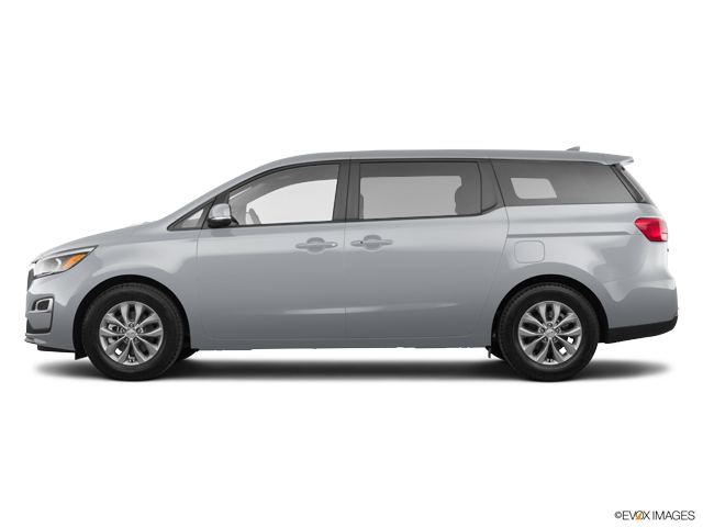 2021 Kia Sedona Mini-van, Passenger