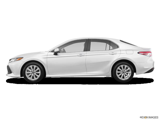 2020 Toyota Camry 4-DOOR LE SEDAN