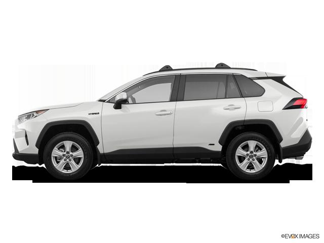 2020 Toyota RAV4 Hybrid XLE AWD SUV