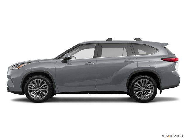 2020 Toyota Highlander PLATINUM - V6 AWD