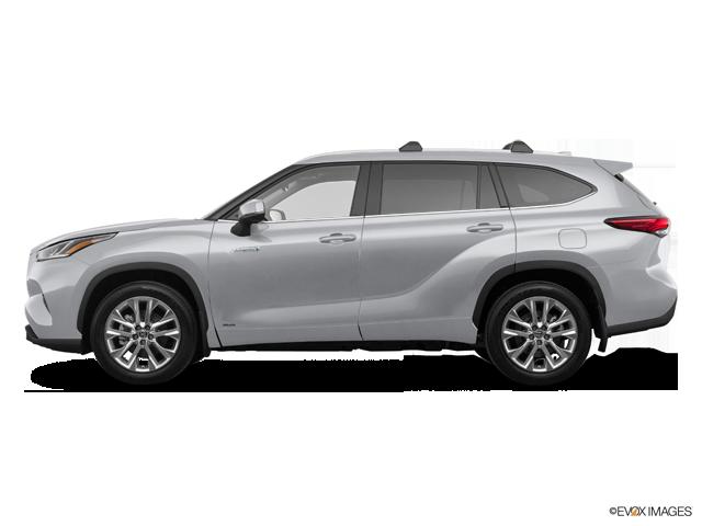 2020 Toyota Highlander LIMITED - V6 AWD