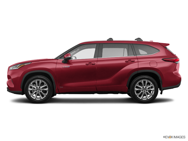 2020 Toyota Highlander 4 Door Wagon