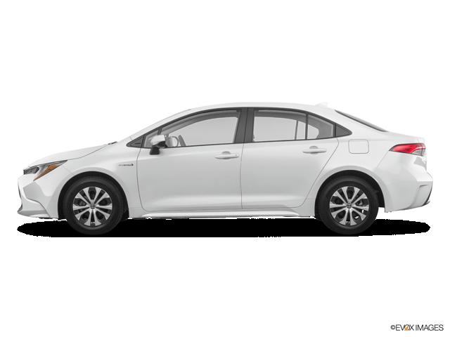 Toyota Corolla Hybrid Sedan