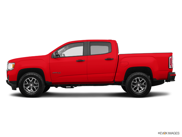 2021 GMC Canyon Short Bed