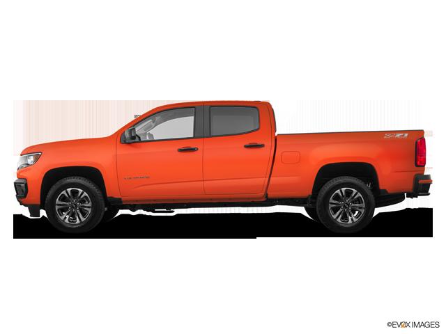 2021 Chevrolet Colorado Short Bed