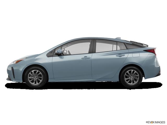 2021 Toyota Prius 4 Door Wagon