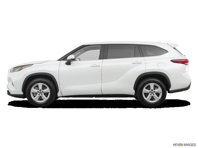 2021 Toyota Highlander 4 Door Wagon