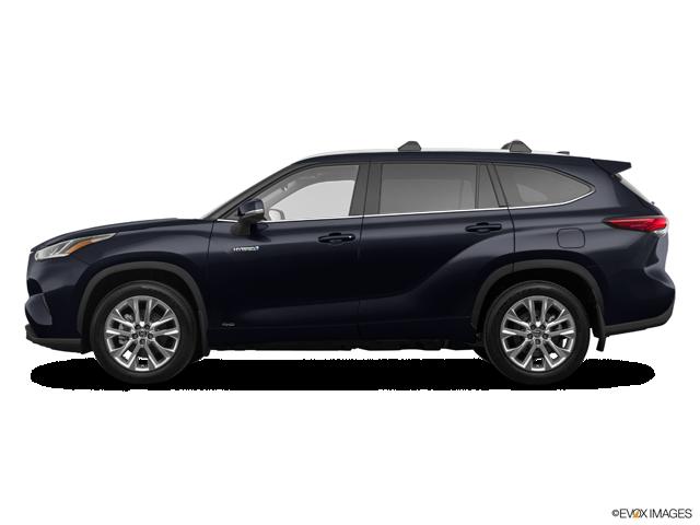Toyota Highlander Hybrid SUV