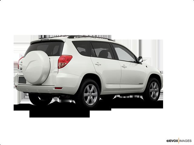 2007 Toyota RAV4 Sport Utility