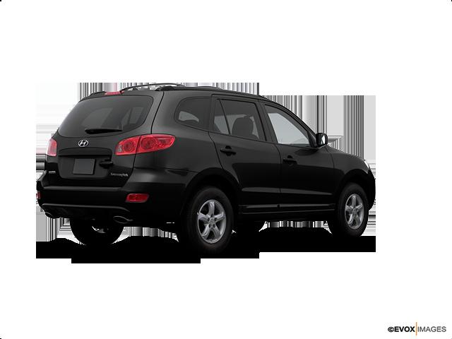 2007 Hyundai Santa Fe Sport Utility