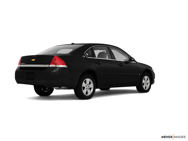 2008 Chevrolet Impala 4dr Car