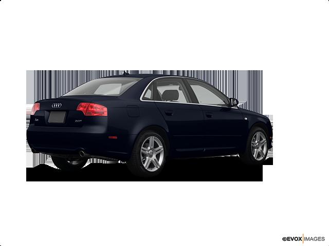 2008 Audi A4 4dr Car