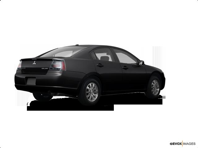 2008 Mitsubishi Galant 4dr Car