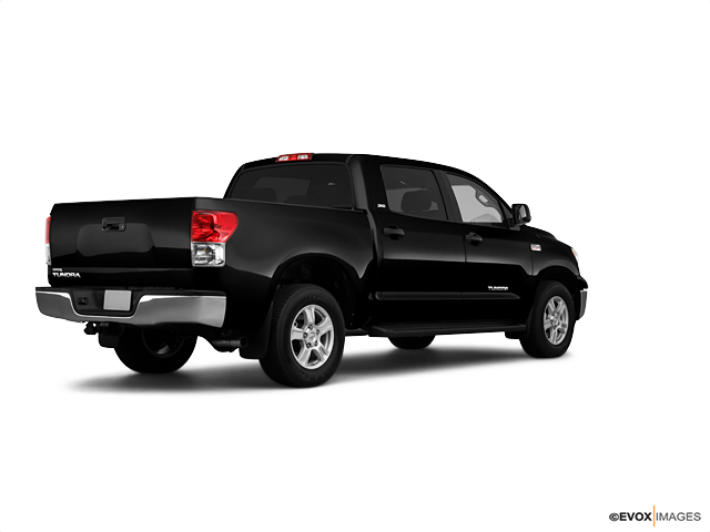 2010 Toyota Tundra Short Bed