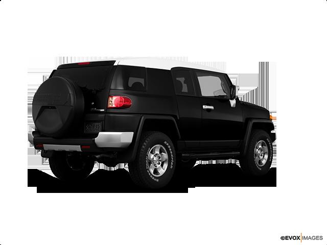 2010 Toyota FJ Cruiser Sport Utility