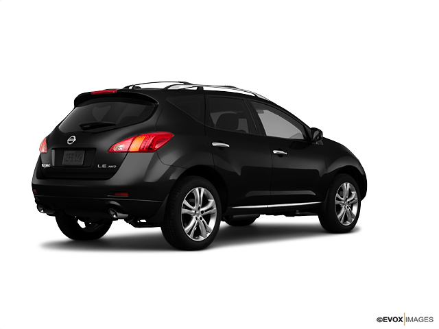 2010 Nissan Murano Sport Utility