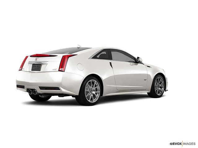 2011 Cadillac CTS 2dr Car