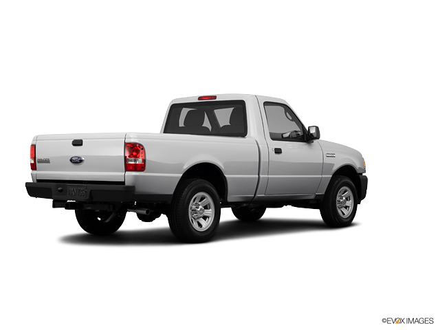 2011 Ford Ranger Standard Bed