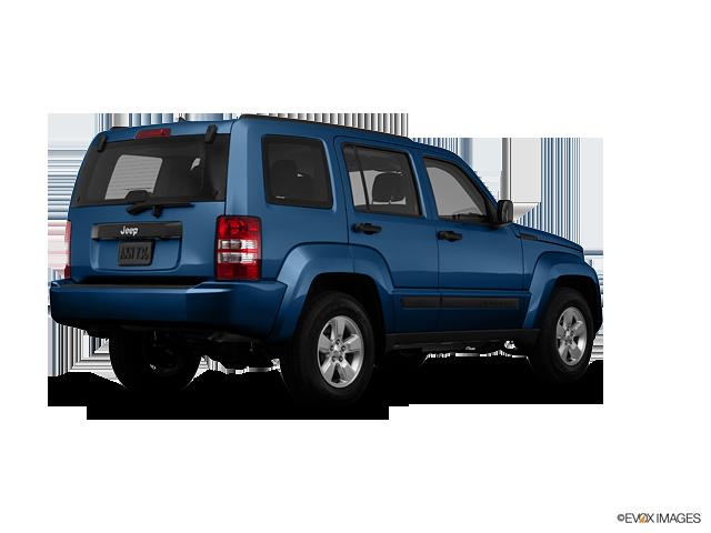 2012 Jeep Liberty Sport Utility
