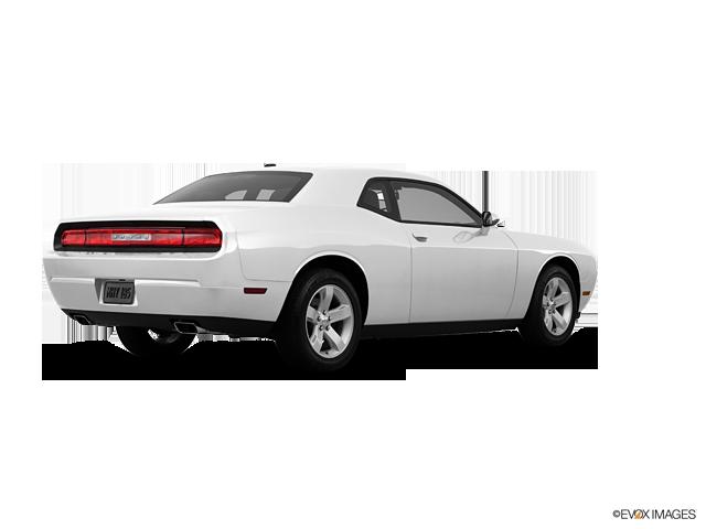 2012 Dodge Challenger 2dr Car