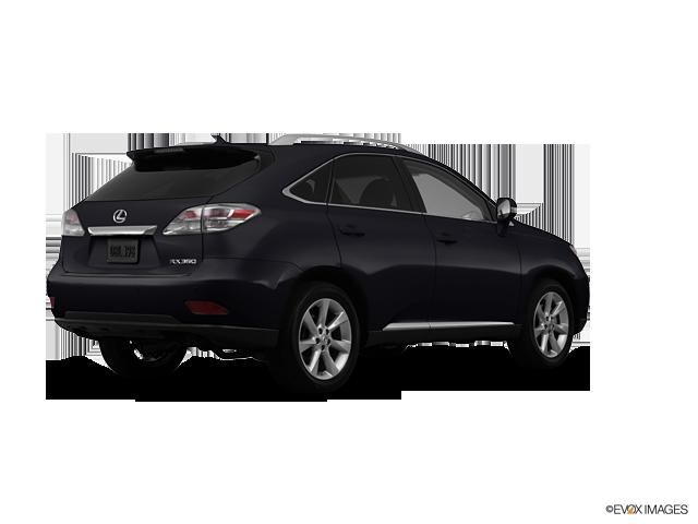 2012 Lexus RX Sport Utility