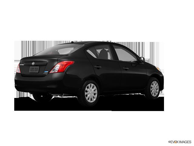 2014 Nissan Versa 4dr Car
