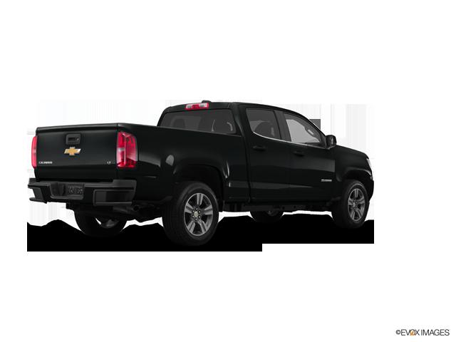 2015 Chevrolet Colorado Standard Bed