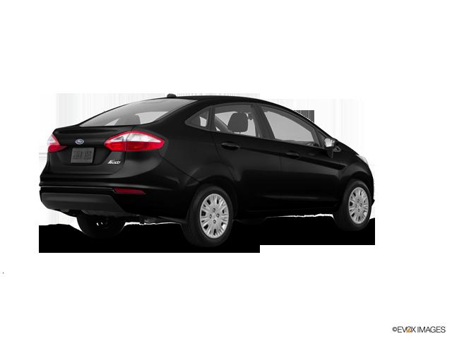 2016 Ford Fiesta Hatchback