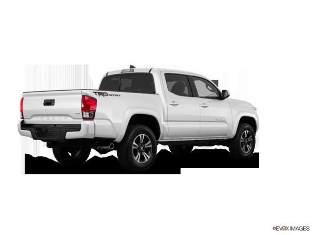 2016 Toyota Tacoma Long Bed
