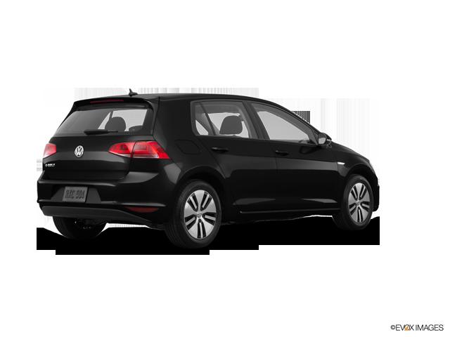 2017 Volkswagen e-Golf 4D Hatchback