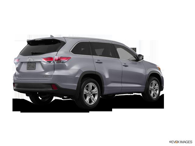 2016 Toyota Highlander Sport Utility