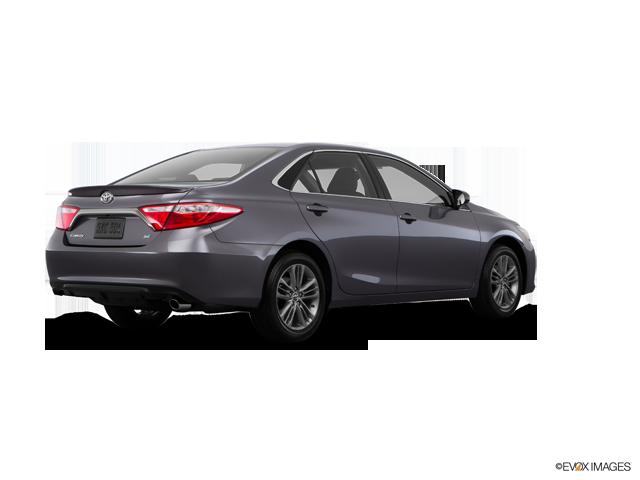 2017 Toyota Camry 4-DOOR SE SEDAN
