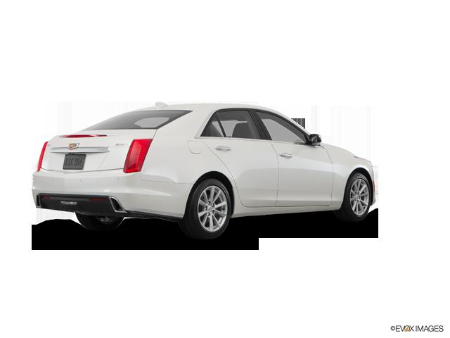 2017 Cadillac CTS 4dr Car